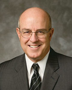 This is Elder L. Whitney Clayton's official church photo. Courtesy of LDS.org